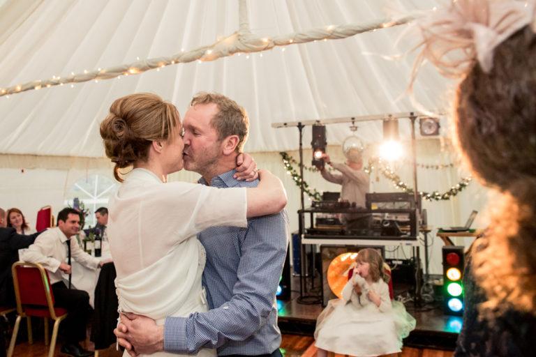 Cuddystone Hall wedding photography of Julia and Craig's wedding